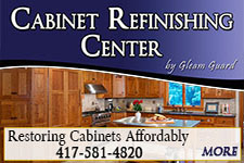 Cabinet Refinishing Center by Gleam Guard